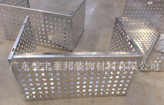 广东空调罩厂家 铝合金空调罩规格齐全