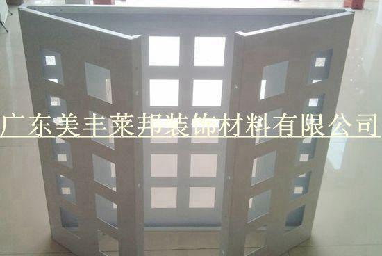 铝合金空调外机罩,空调罩厂家,空调罩