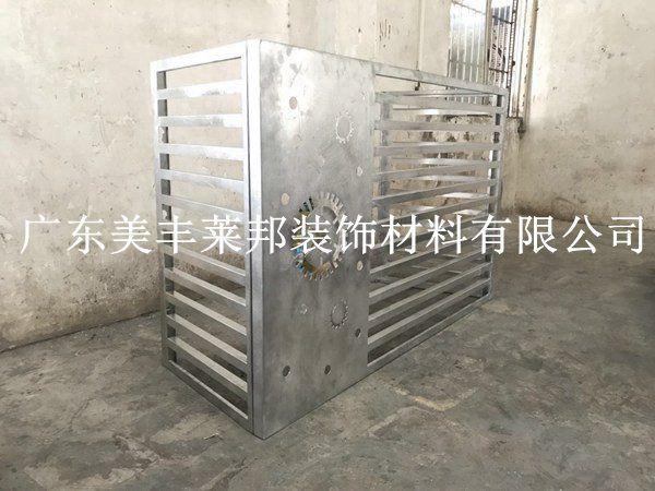 百叶铝合金空调罩